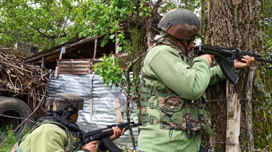 Terrorist Refused To Surrender, Killed In Kashmir Encounter thumbnail