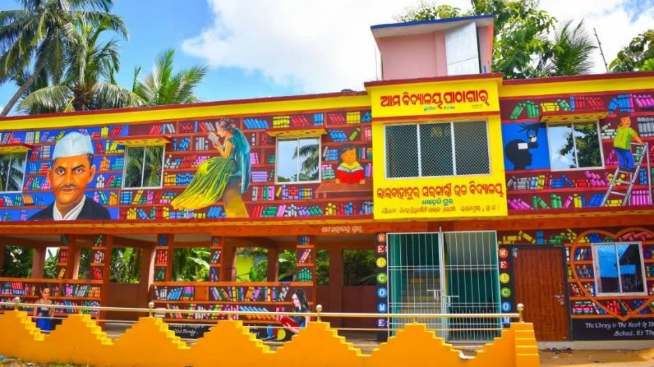 Odisha school transformation