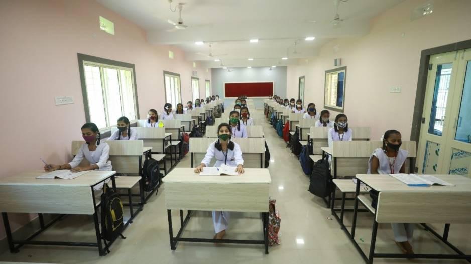 High School Transformation in Odisha
