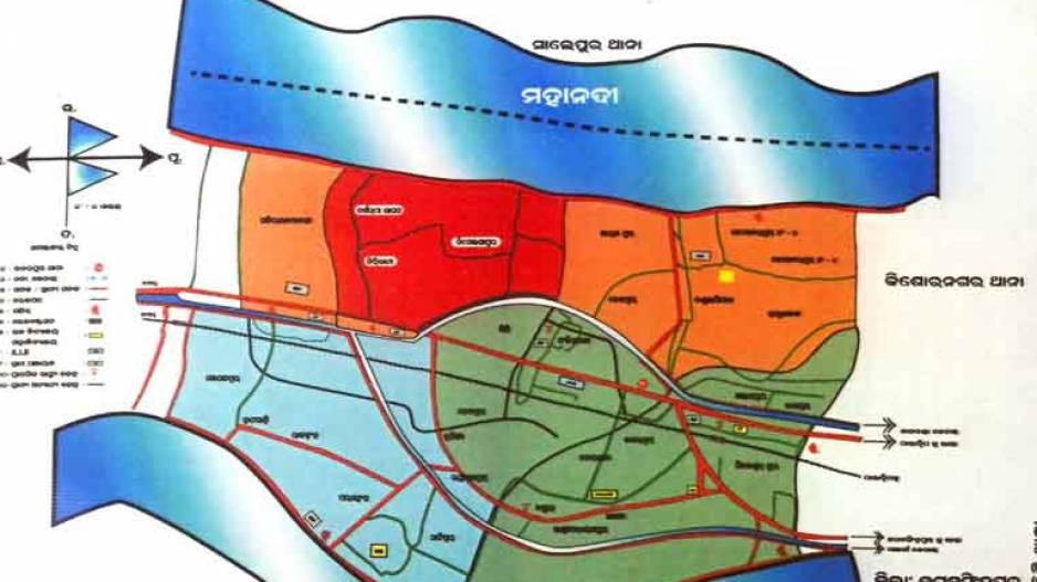 Kandarmap Area