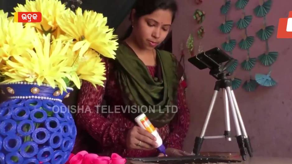 Bhadrak Girl Arpita Scripts Success With YouTube
