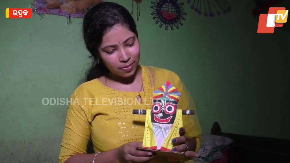 Arpita's Art and Craft Has Many Takers