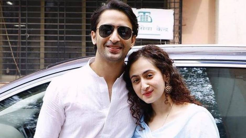 Saheer and Ruchika
