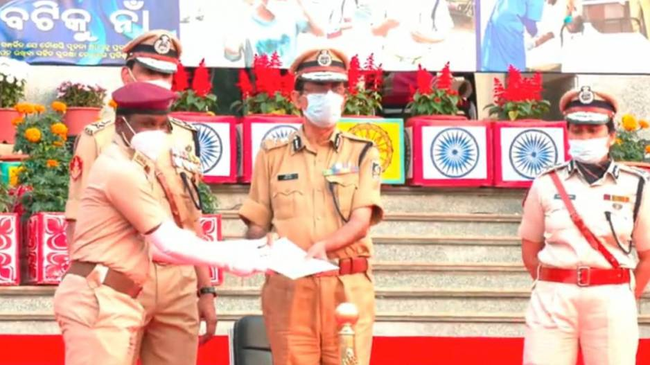 Odisha's Dancing Cop Winning Hearts, Steps Ahead To Aware Traffic Violators