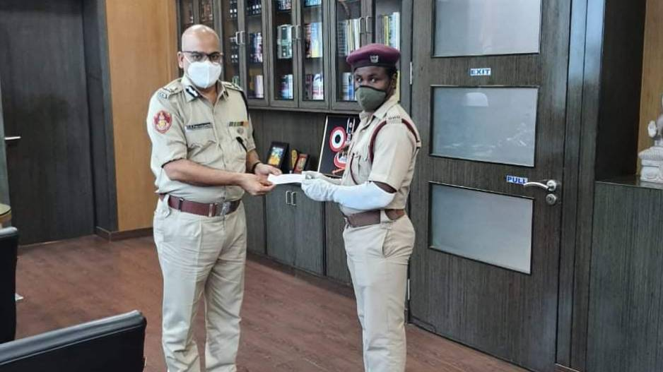 Odisha's dance cop wins hearts, gets ahead of traffic violators