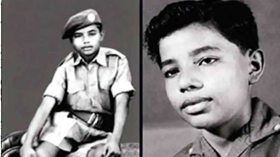 Nerendra Modi Childhood