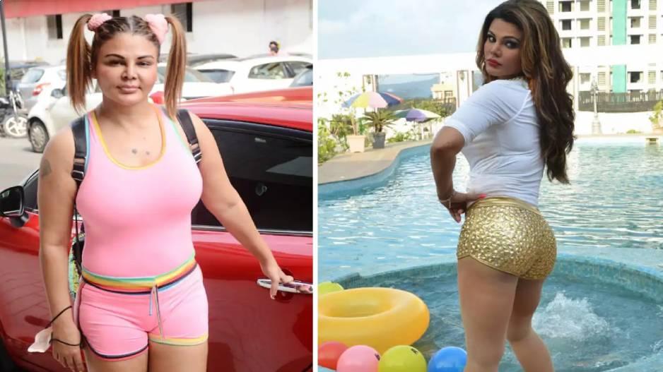 Rakhi Sawant reveals about her husband