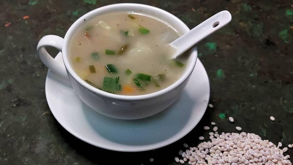 BARLEY & VEGETABLE SOUP