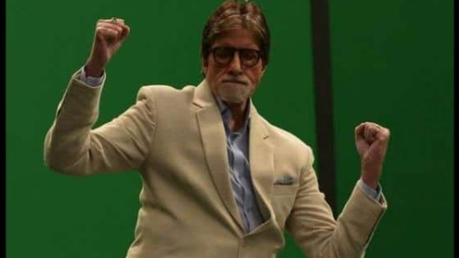 Amitabh Bachchan fitness mantra