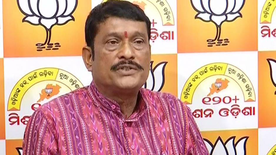 BJP leader Pradeep Purohit