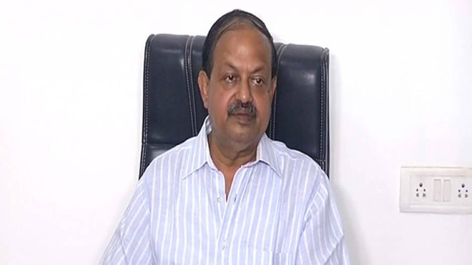 BJD vice-president Debi Mishra