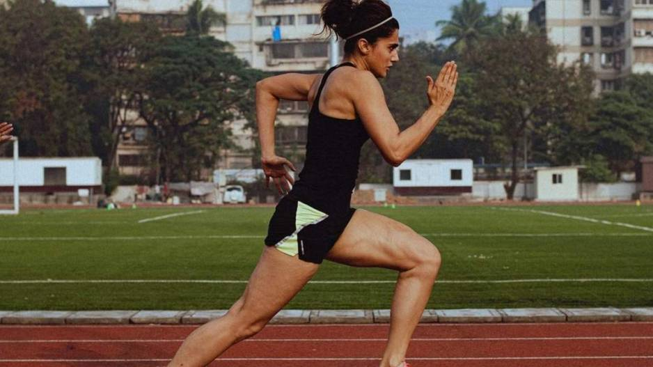 Taapsee Pannu reveals difference between bikini or athletic body