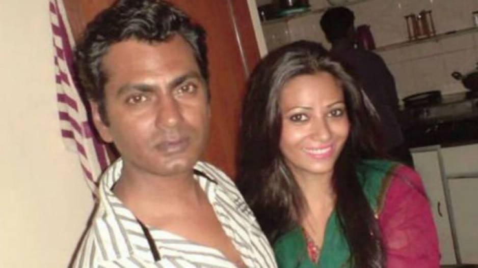 Nawazuddin Siddiqui is with his wife Aliya