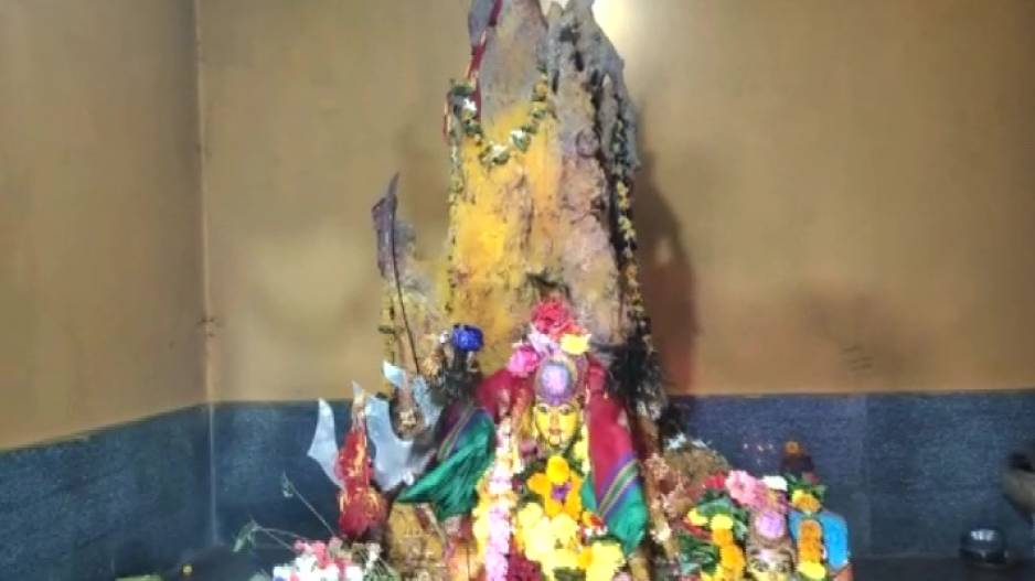 Temple In Odisha Which Only Opens During 9 Nine Days Of Navratri