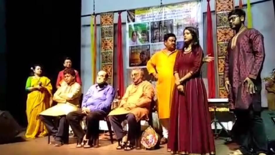 Release Anatara Chakraborty Rabidra Sangeeta Solo album