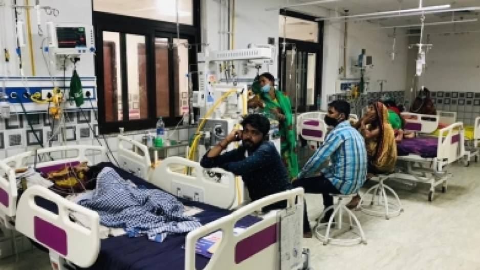 1,200 Kids Admitted To Bengal's Burdwan Medical College, 9 Dead