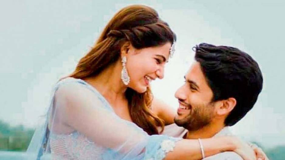 South Star couple Samantha Akkineni and Naga Chaitanya are on the verge of  setting new life goals Recently Akkineni family came back to their hometown  after spending a memorable holiday in Spain