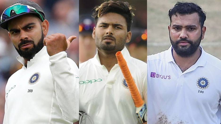ICC Test Rankings Kohli At No 5 Pant Rohit Among Indians In Top 10 OTV News