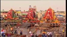 Rath Yatra: Motor Mechanic In Odisha Crafts Mini Chariots Of Trinity Using Food Grains