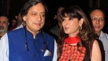 Delhi Court Discharges Shashi Tharoor In Sunanda Pushkar Death Case