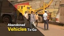 Police To Remove Old & Abandoned Vehicles To Decongest Bhubaneswar | OTV News