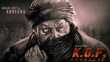 KGF Chapter 2 Update: Adheera's Introductory Song To Dominate Rocky Bhai Aka Yash!