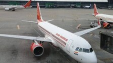 Air India Flight To Kabul Cancelled As Airspace Closed