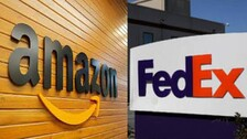 Amazon loses contract with FedEx amid competition