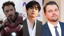BTS Member Fails To Recognise Iron Man Fame Robert Downey Jr & Titanic Actor Di Caprio