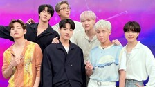 BTS Say Pressure Of Success 'Overwhelming'