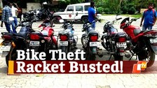 Stolen Vehicles Used For Executing Crimes In Cuttack & Bhubaneswar, Informs Commissionerate Police