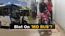 Odisha: Mo Bus Conductor 'Pushes Passenger Out Of Moving Bus' In Bhubaneswar