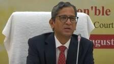 CJI N V Ramana Says Legislature Needs To Revisit Laws