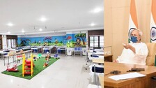 Odisha CM Inaugurates 200-Bed COVID Hospital In Kalahandi