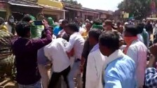 BJP, BJD Supporters Clash In Nabarangpur During Sports Minister's Visit