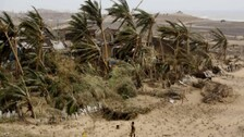 Intensity Of Severe Cyclonic Storms Increasing: Study