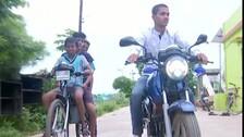 Odisha PG Student's e-Jugad Beats Petrol Price Rise