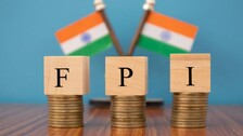 FPIs Invest Rs 15,520 Cr In Indian Equities In June