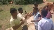 Kerala-Bound Bus Staff Beaten By Sarpanch In Kandhamal; Video Goes Viral