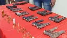 Illegal Arms Racket Busted, Four Held, 11 Guns Seized In Cuttack
