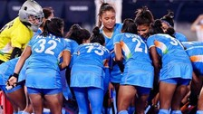 India Lose 1-4 To Great Britain In Olympic Women's Hockey