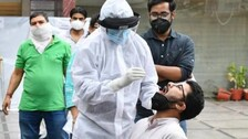 COVID-19: India Reports 62,224 Fresh Cases, 2542 Deaths