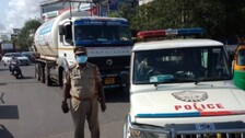 'Missing' Oxygen Tanker From Odisha Traced By Cops, Life Of 400 Patients Saved In Andhra Pradesh