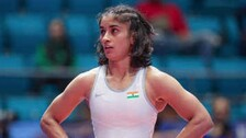 Indian Wrestler Seema Bisla Enters Final, Wins Quota Place For Tokyo Olympics