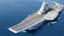 Fire On Board INS Vikramaditya, All Personnel Safe: Navy