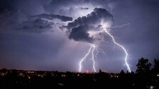 Thunderstorm & Lightning Alert: IMD Issues Yellow Warning For 19 Odisha Districts