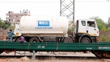 SCR's Oxygen Express Sets Off On Third Run To Bring More LMO From Odisha