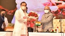 Himanta Biswa Sarma Sworn-In As 15th Assam CM