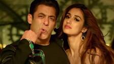 Salman Khan Dances Like No One's Watching Him, Says Disha Patani