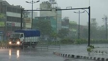 Low Pressure Over Bay Of Bengal To Trigger Rain In Odisha From May 24: IMD